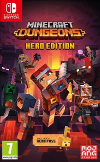 Minecraft Dungeons [Hero Edition] (Nintendo Switch)