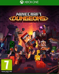 Minecraft Dungeons für Nintendo Switch, PS4, X1