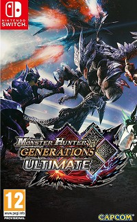 Monster Hunter Generations Ultimate (Nintendo Switch)