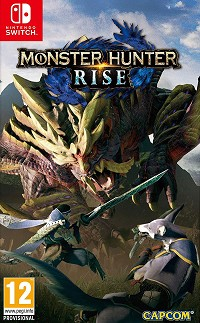 Monster Hunter Rise für Nintendo Switch