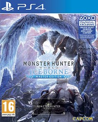 Monster Hunter World: Iceborne [Master Edition] - Cover beschädigt (PS4)