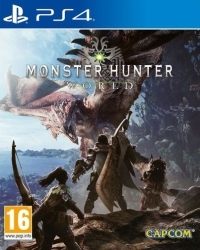 Monster Hunter: World [Bonus Edition] (PS4)