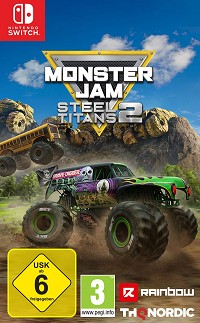 Monster Jam Steel Titans 2 (Nintendo Switch)