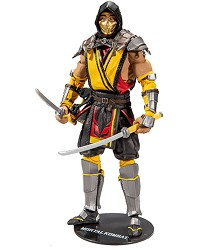 Mortal Kombat 11 Actionfigur Scorpion (18 cm) (Merchandise)