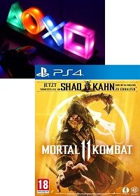 Mortal Kombat 11 für Nintendo Switch, PS4, X1