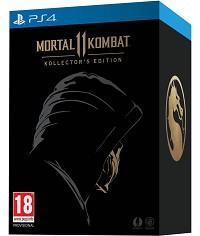 Mortal Kombat 11 [Kollectors uncut Edition] (CH Import) (PS4)