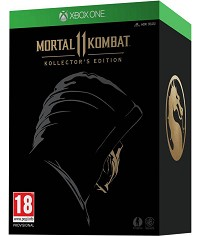 Mortal Kombat 11 [Kollectors uncut Edition] (CH Import) (Xbox One)