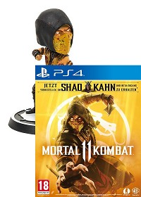Mortal Kombat 11 [Scorpion Day One Shao Khan uncut Edition] (PS4)