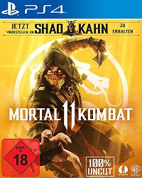 Mortal Kombat 11 [Limited Day 1 uncut Edition] inkl. Shao Kahn (USK) (PS4)