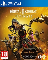 Mortal Kombat 11 [Ultimate Day 1 Bonus uncut Edition] (PS4)