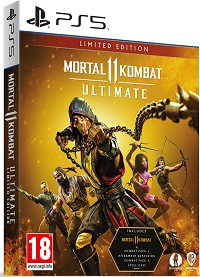 Mortal Kombat 11 [Ultimate Steelbook Limited uncut Edition] (PS5™)