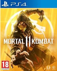Mortal Kombat 11 [Standard uncut Edition] (PS4)