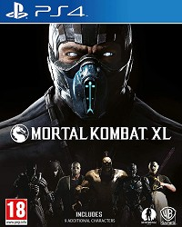 Mortal Kombat XL [Bonus uncut Edition] (PS4)