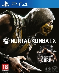 Mortal Kombat X [uncut Edition] (PS4)