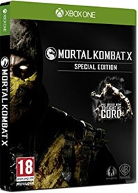 Mortal Kombat X [D1 Special Steelcase Goro uncut Edition] (Xbox One)