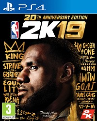 NBA 2K19 [20th Anniversary Edition] inkl. Early Access (PS4)
