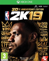 NBA 2K19 [20th Anniversary Edition] inkl. Early Access (Xbox One)
