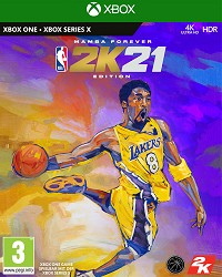 NBA 2K21 [Mamba Forever Edition] (Xbox One)