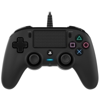 Nacon PS4 Controller Color Edition (black) (PS4)