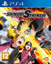 Naruto to Boruto: Shinobi Striker inkl. 2 Preorder Boni (PS4)