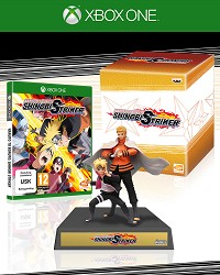 Naruto to Boruto: Shinobi Striker [Uzumaki Collectors Edition] inkl. 2 Boni (Xbox One)