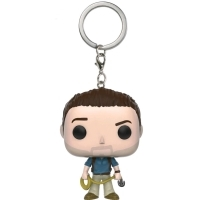 Nathan Drake Uncharted POP! Keychain