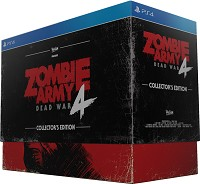 Nazi Zombie Army 4: Dead War [Collectors uncut Edition] (PS4)
