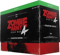 Nazi Zombie Army 4: Dead War [Collectors uncut Edition] (Xbox One)