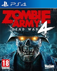 Nazi Zombie Army 4: Dead War [uncut Edition] (PS4)