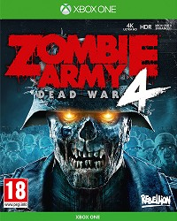 Nazi Zombie Army 4: Dead War [uncut Edition] (Xbox One)