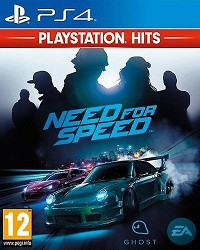 Need for Speed - Cover beschädigt (PS4)