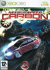Need for Speed Carbon [classic uncut Edition] - Cover beschädigt (Xbox360)