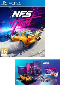 Need for Speed Heat [Ultimate Edition] (PS4)