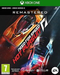 Need for Speed: Hot Pursuit [Remastered Bonus Edition] (Xbox One)