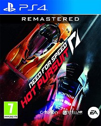 Need for Speed: Hot Pursuit [Remastered]  - Cover beschädigt (PS4)