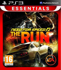 Need for Speed: The Run [Essentials uncut Edition] (PS3)