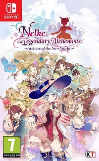 Nelke and the Legendary Alchemists: Ateliers of the New World (Nintendo Switch)