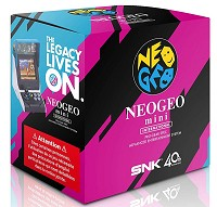 Neo Geo Mini HD International Edition (Gaming Zubehör)