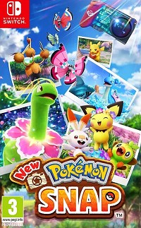 New Pokemon Snap für Nintendo Switch