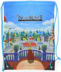 Ni No Kuni II Artwork Backpack (Merchandise)
