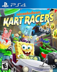 Nickelodeon Kart Racers [US Edition] (PS4)