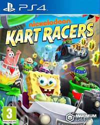 Nickelodeon Kart Racers EU Edition (deutsch spielbar) (PS4)