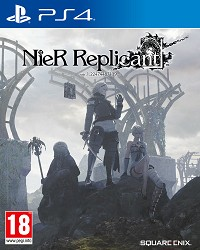 NieR Replicant [uncut Edition] (PS4)