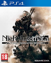 Nier: Automata Game of the YoRHa [uncut Edition] - Cover beschädigt (PS4)