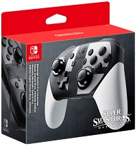Nintendo Switch Pro Controller Super Smash Bros. [Ultimate Edition] (Nintendo Switch)