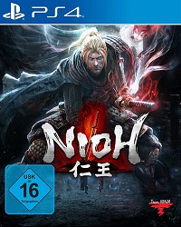 Nioh [USK Edition] (PS4)