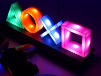 Offizielle Playstation Icons LED Licht (Merchandise)