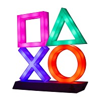 Offizielles Playstation Icons LED Licht XL (Merchandise)