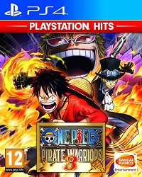 One Piece: Pirate Warriors 3 Playstation Hits (PS4)