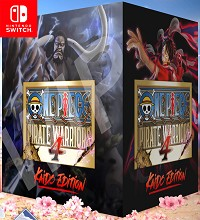 One Piece: Pirate Warriors 4 [Kaido Collectors Edition] (Nintendo Switch)